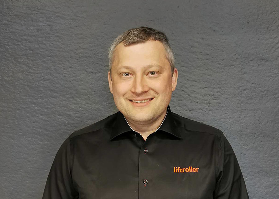 Krzysztof Sledzki Production and Service Manager i Liftroller AS