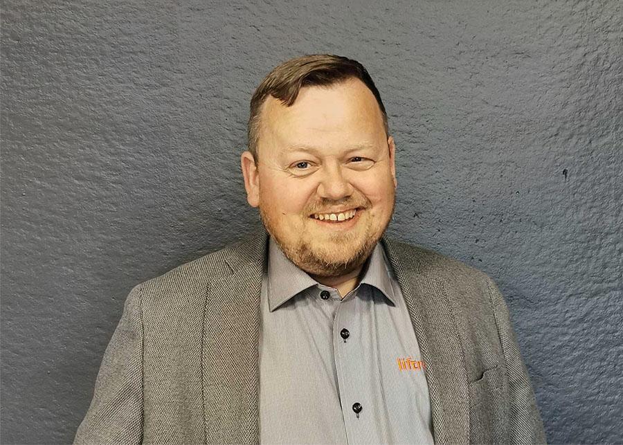 Bjarte Kvamme Managing Director i Liftroller Rental AS