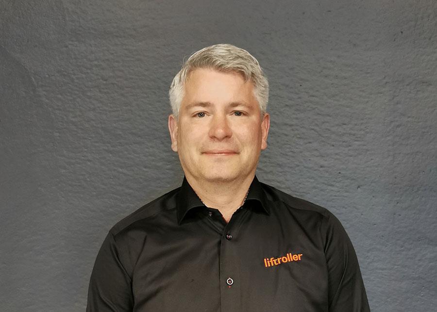 Marcus Isaksson Kunderådgiver Liftroller Rental AS