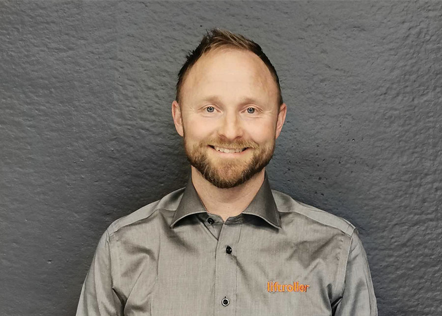 Ivar Ole Wik CEO / Founder Liftroller AS