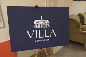 Logoen til Villa Kopenhagen